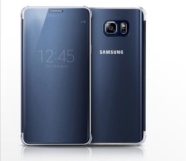 Samsung Galaxy Note 5 Clear View Case