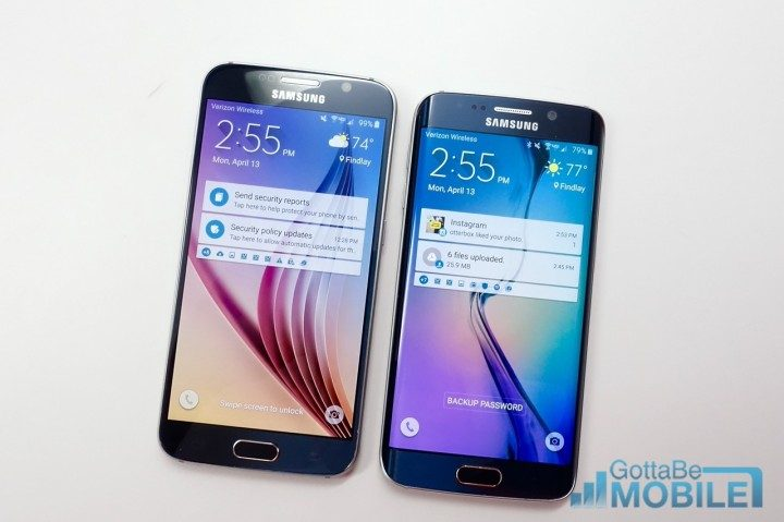 Samsung Galaxy S6 Android 5.1.1 Release Progress