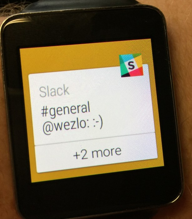 apple ios notifications on android wear