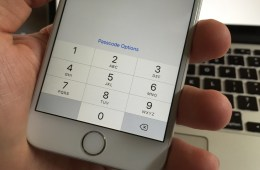 How to set a 4-digit passcode on iOS 9 or the iPhone 6s instead of using six digits.