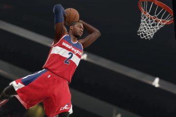 Best PS4 Games - NBA 2k16