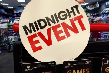Count on GameStop Black Ops 3 release date events.