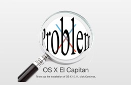 What you need to know about OS X El Capitan problems.