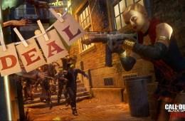 Black Ops 3 Release Date Deals