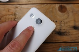 Nexus 5X-fingerprint
