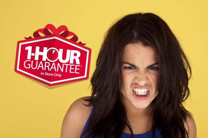 Learn about common 2015 Walmart 1 hour Guarantee problems and fixes.