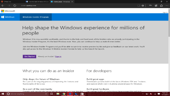 How to Get Windows 10 Updates Early with Windows Insider (16)