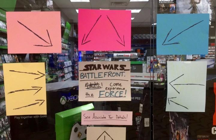 Star Wars: Battlefront Release Date