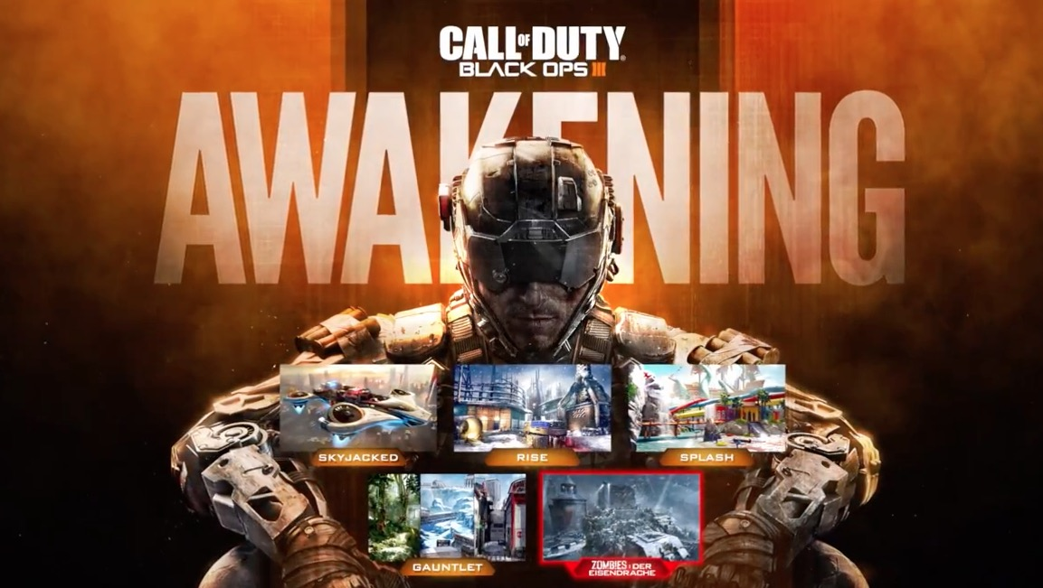 Call of Duty Black Ops 3 Release Date – 6 November 2015