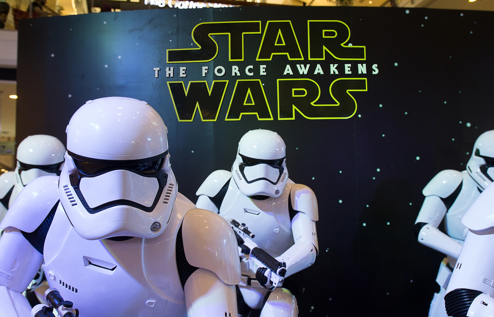 star wars the force awakens dvd release date