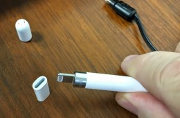 apple pencile lightning port and adapter