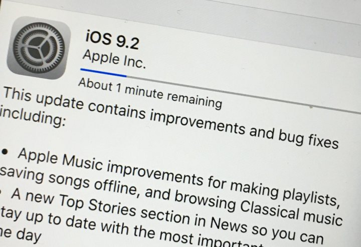 What you need to know about the iPhone 4s iOS 9.2 update.