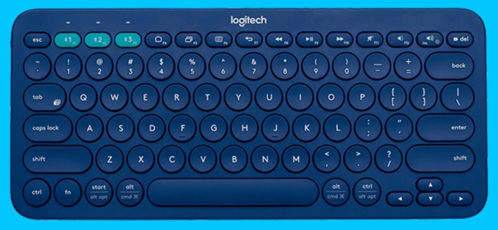 logitech multi-device bluetooth keyboard k380