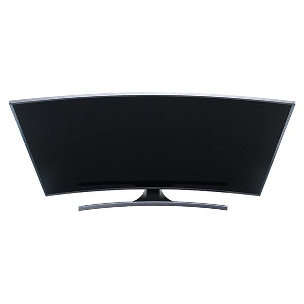 A Samsung curved 4K TV. Credit: Samsung.