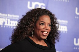 What's Oprah Winfrey's weight loss secret? Bread and likely using the Weight Watchers app.