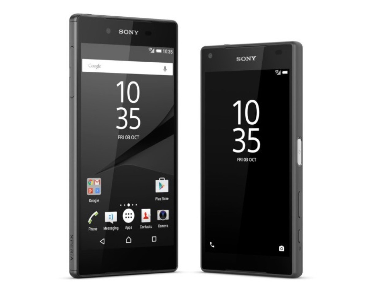 must sony xperia z5 compact us release tablet