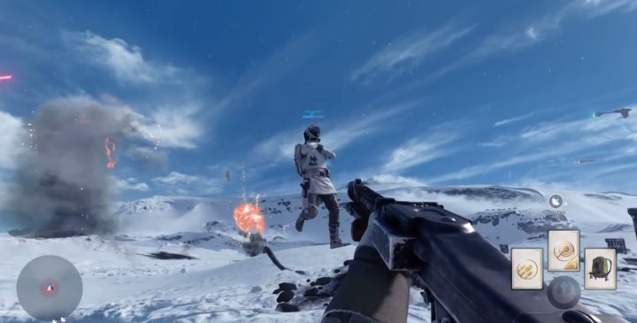 New Star Wars Battlefront Update Incoming