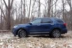 2016 Ford Explorer Platinum Review - 21