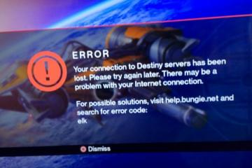Destiny servers are offline. When to expect them coming back.