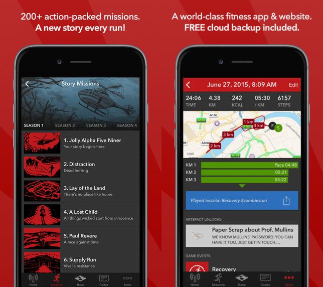 Zombies-Run!-screenshot