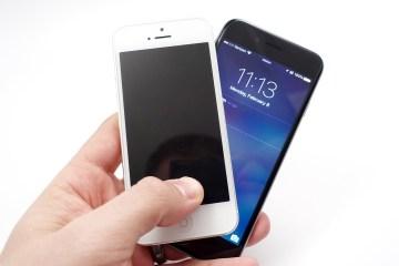 iPhone 6s vs iPhone 5se - 11