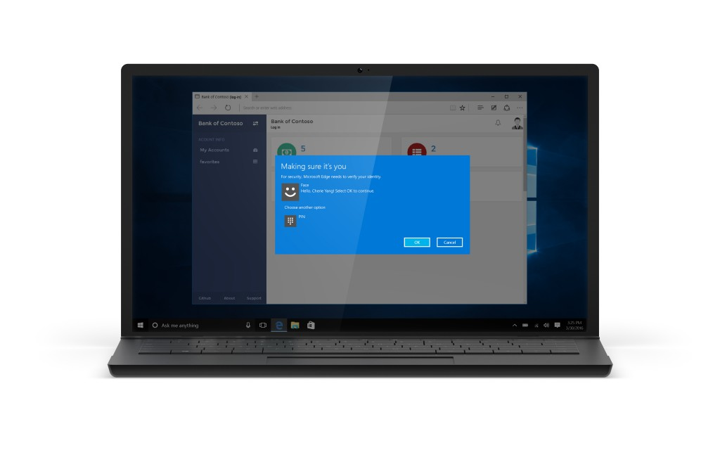 Microsoft's Windows 10 Anniversary Update Announced At Build