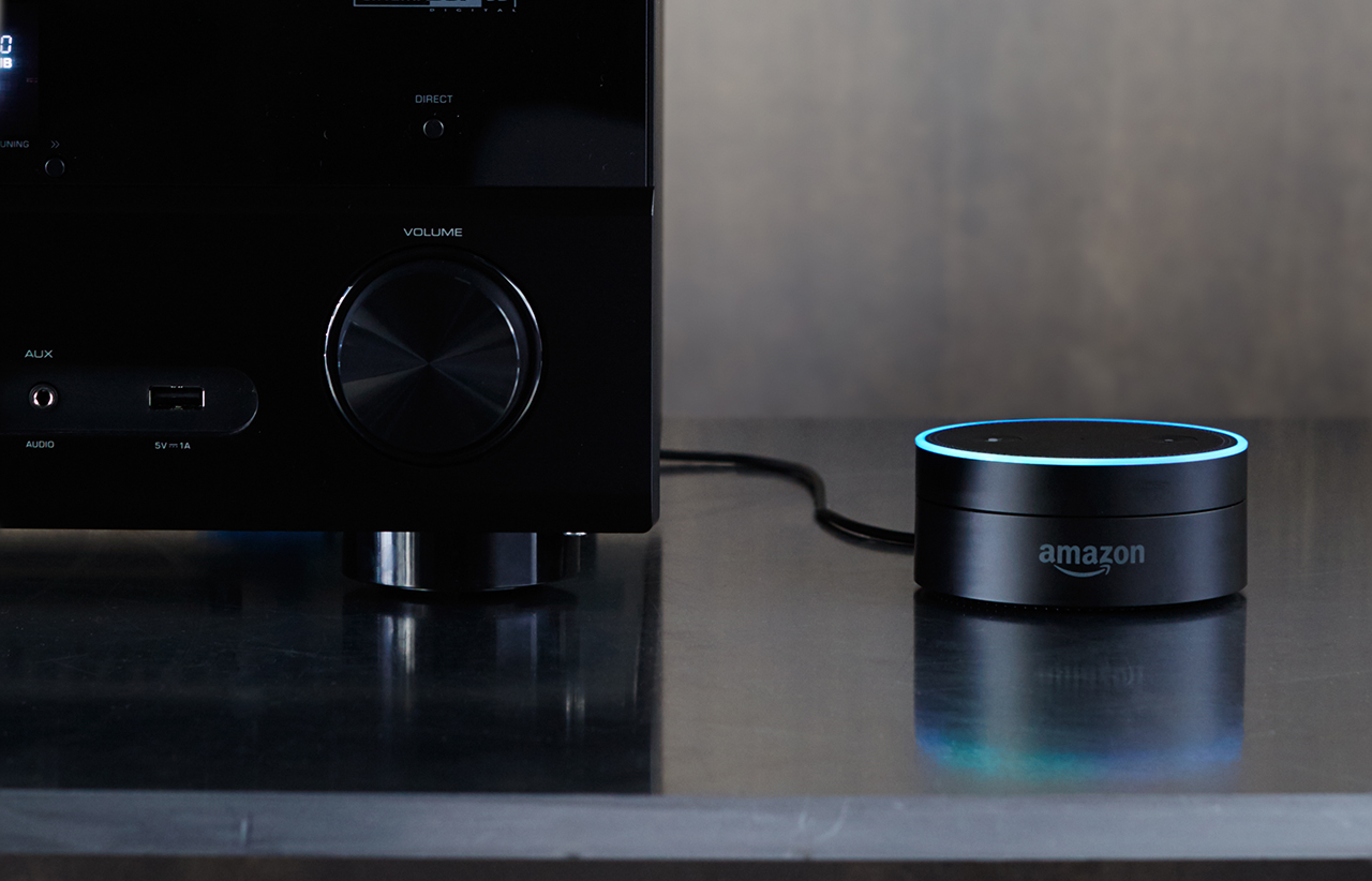 Amazon Takes Over Your Home With Two New Echo Devices