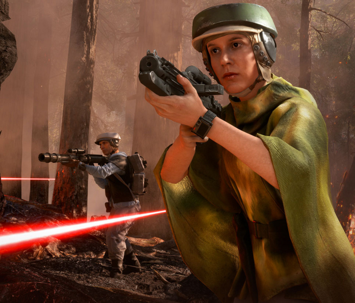Star wars battlefront ps4 download size