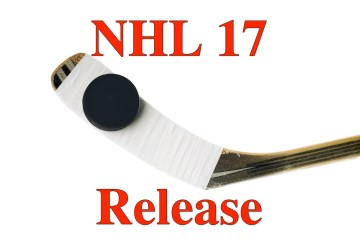 What gamers need to know about the NHL 17 release.