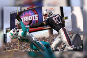 Madden 17 Screenshot = 1