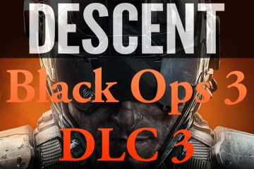 Black Ops 3 DLC 3 Release Date Maps Details