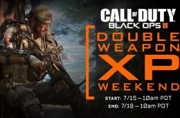 July Black Ops 3 Double Weapons XP Tips