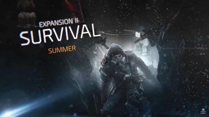 DLC survival Tom Clancy's The Division