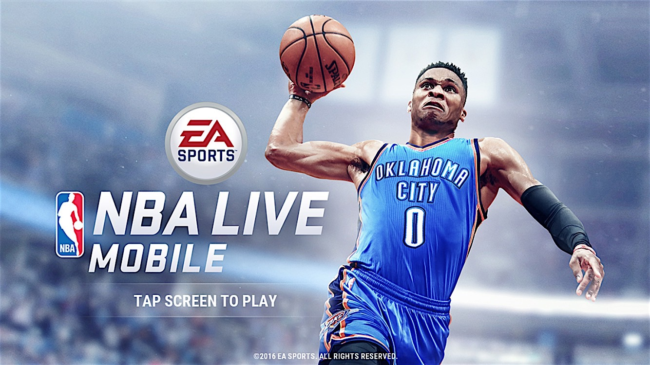 NBA LIVE Mobile free app download for Android