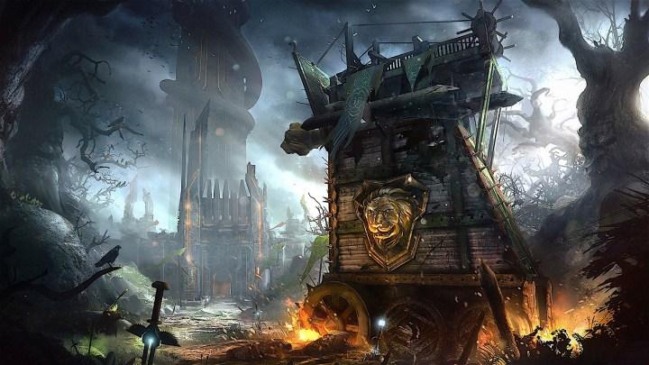 Citadel Black Ops 3 DLC 3 Map