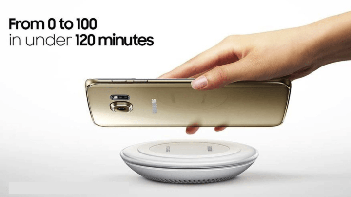 Official Samsung Fast Wireless Qi Charger