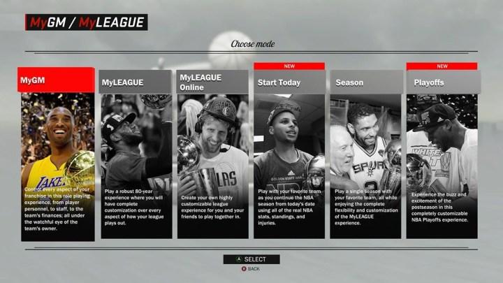 nba 2k17 playoffs