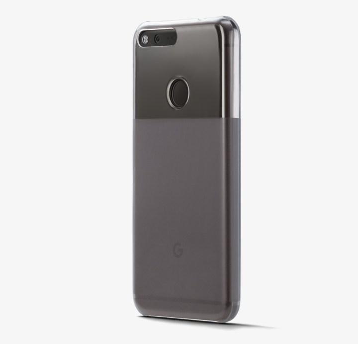 Pixel Clear Case by Google