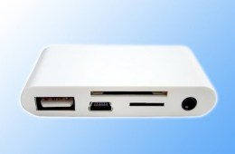 USB Fever 5-in-1 Connection Kit for iPad