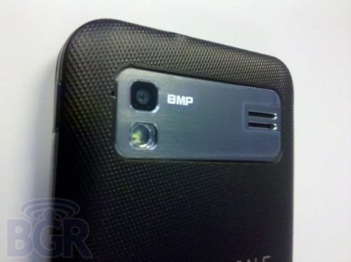 Samsung Captivate Glyde Surfaces Again, Will Hit AT&T in 2012
