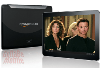 Amazon Tablet CBS