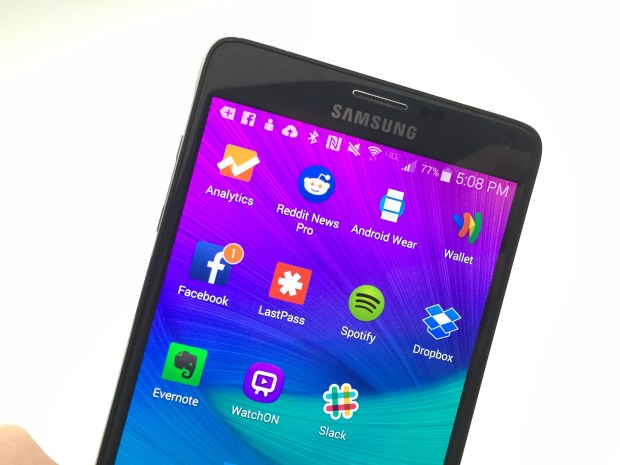 Do more with these awesome Galaxy Note 4 apps.