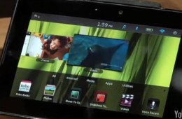 Blackberry's Playbook In Action Kinda, Sorta | GottaBeMobile