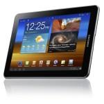 Samsung GALAXY Tab 7.7 Landscape