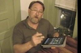 GBMInkShow Inking on the iPad blip.tv