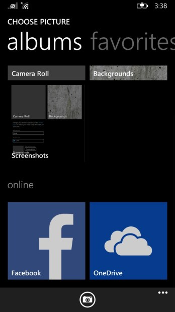 How to Change the Background on a Windows Phone (7)