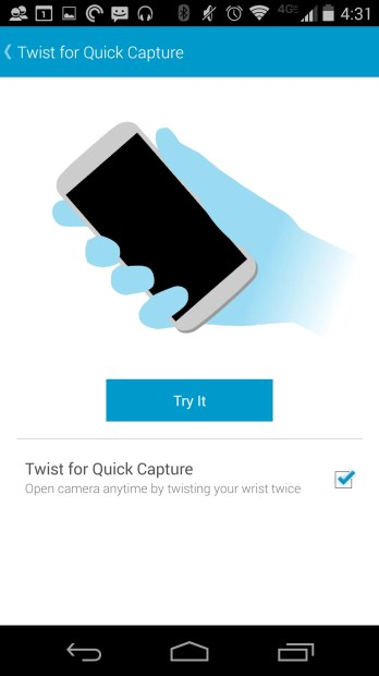 How to Turn Off Twist to Camera on the Moto X 2014 (7)