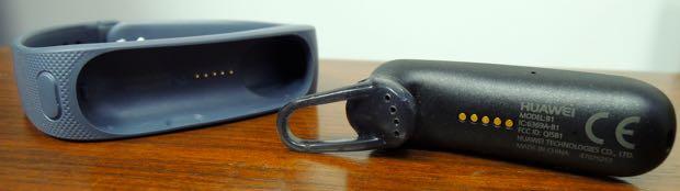 Huawei Talkband B1 headset unattached