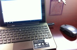 ASUS Eee Pad Transformer Android Tablet with Keyboard Dock