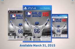 MLB 15 The Show Release Date